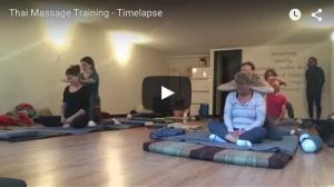 thai massage time lapse
