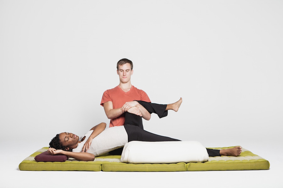 hip mobility - thai massage posture
