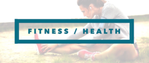 fitness and health blog content