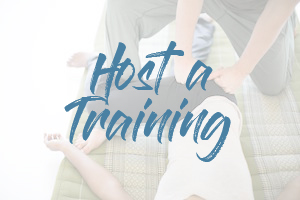 host a training tile