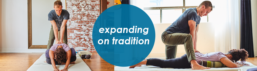 expanding on tradition header image